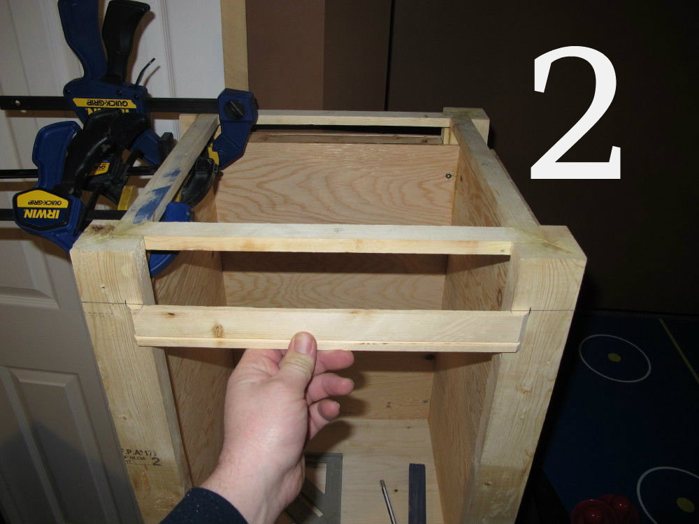 Picture of Starting the Sign Box Part 3