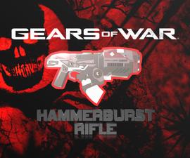 Gears of War - Hammerburst Rifle - Freedownload :)