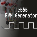PWM Generator Using IC555!