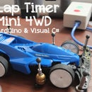 Lap Timer mini 4WD ( IR Sensor )