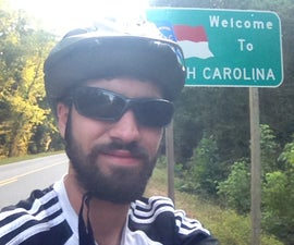 Long Distance Bicycle Touring
