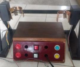 Videogame Control Powered by Legs for PC