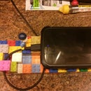 How to make a LEGO® phone/tablet charger