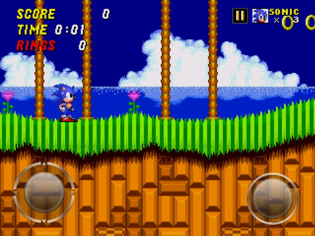 Sonic The Hedgehog 1 2 Debug Mode Ios Android 4 Steps Instructables