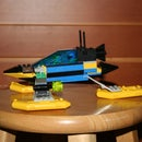 Lego experimental speed boat