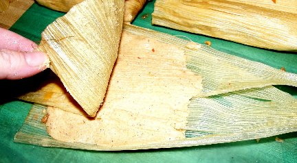 Picture of Finally It Is Time to Roll Up Some Tamales!