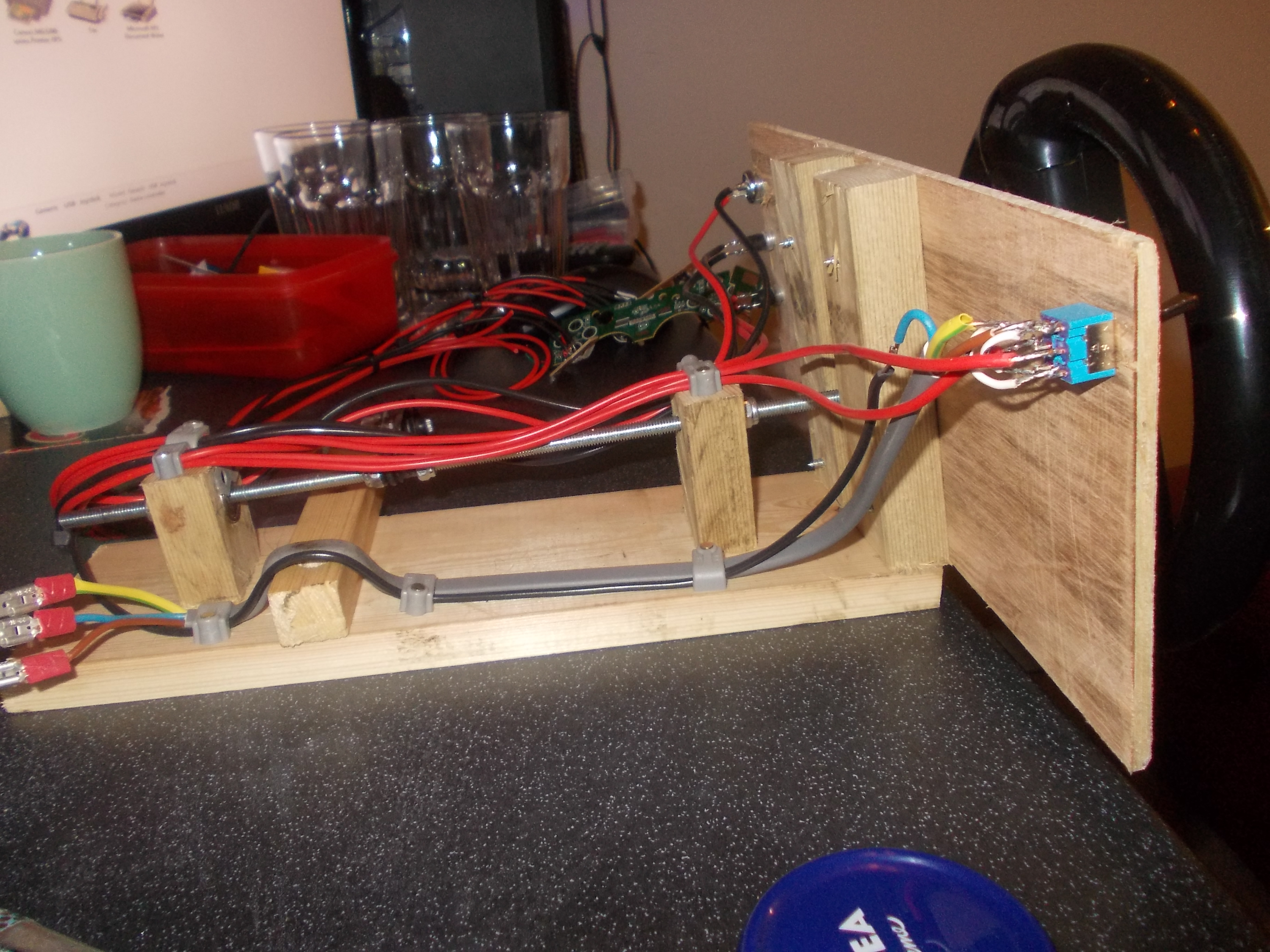 Picture of Wiring the Pedals 2