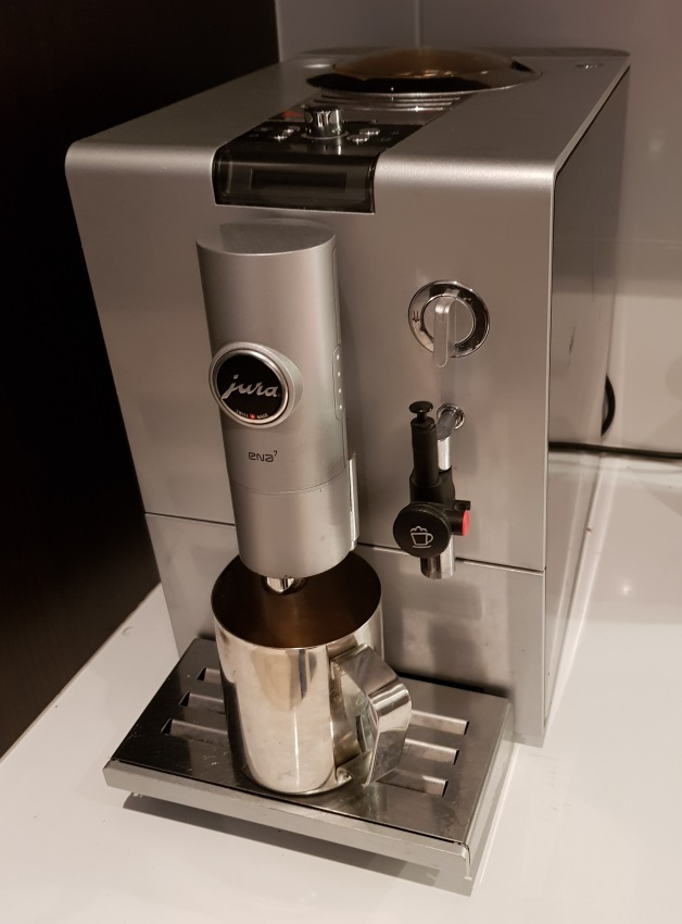 Picture of IoT Enabled Coffee Machine