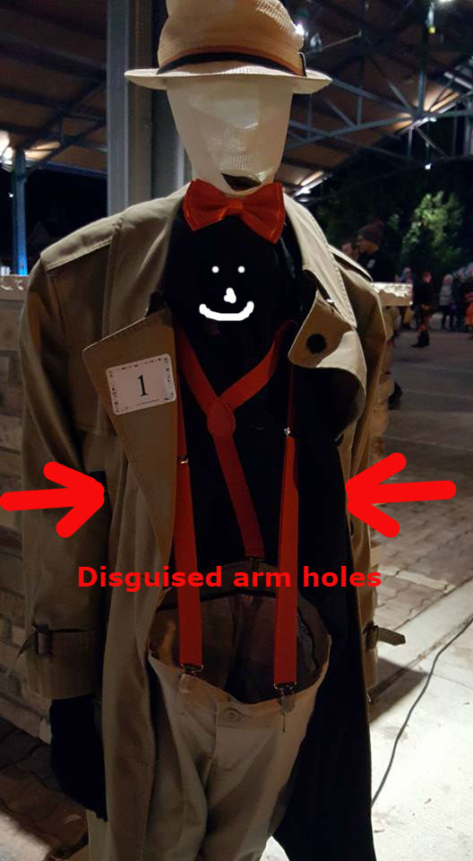 Picture of Trench Coat
