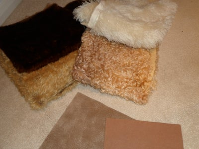Choosing Mohair and Laying Out Your Pattern