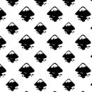 Create tilable patterns for website background image