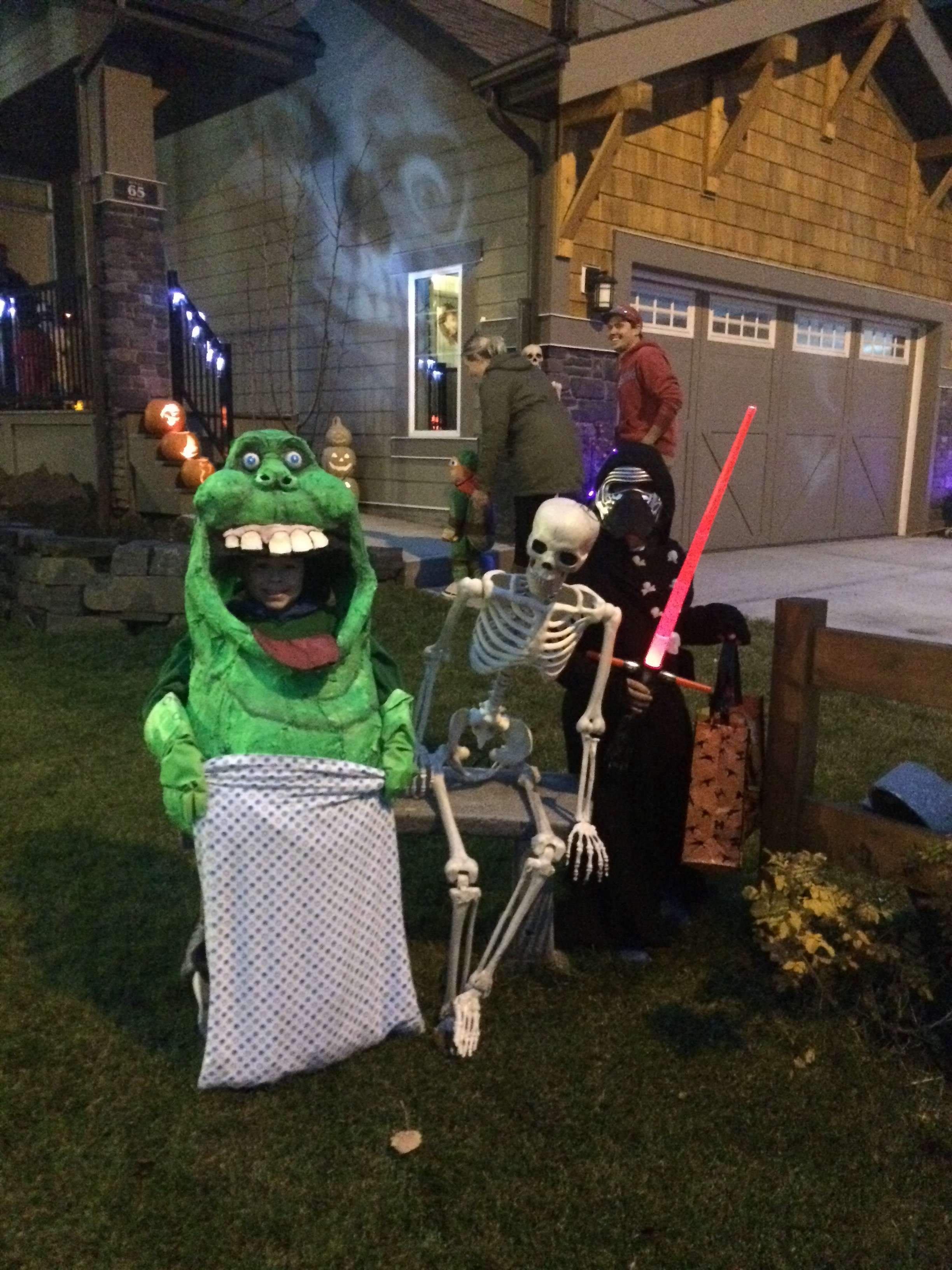 Picture of Halloween Night
