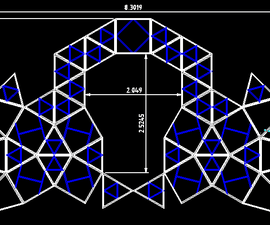 String Art Modules for Stage Building