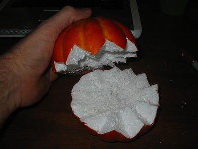Making the Talking Pumpkin Character