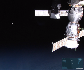 Window on the Earth : LIVE FROM THE ISS