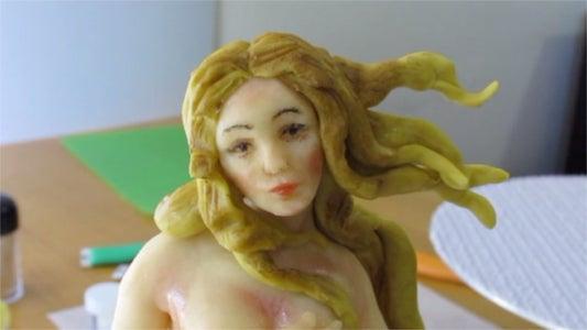 Painting Venus