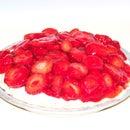 Amazing Strawberry Banana Cream Pie