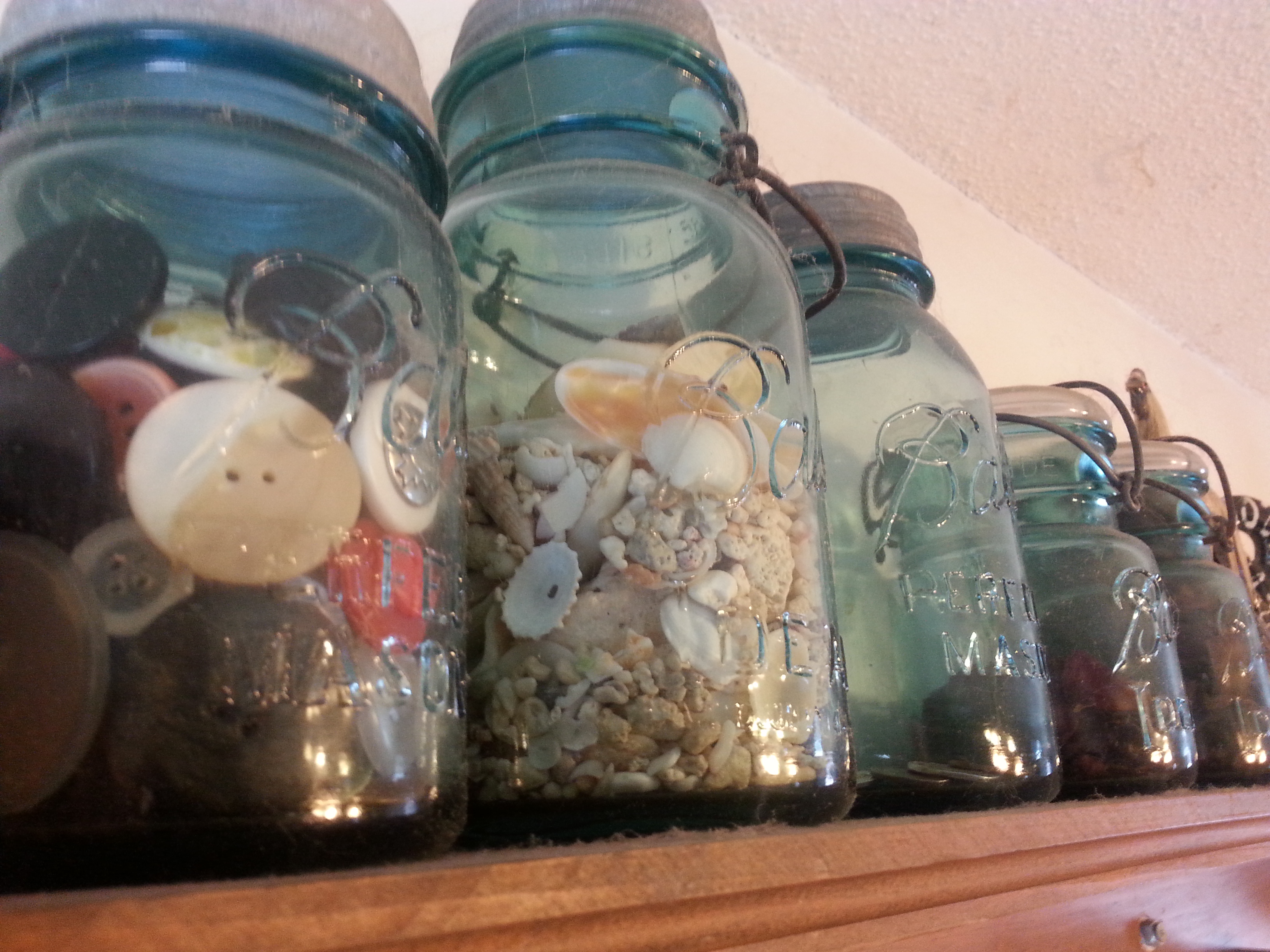 Picture of Mason Jar Collection Containers
