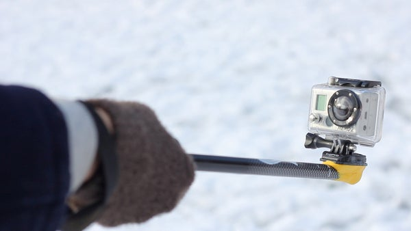 Make Your Own Go Pro Pole Cam With Sugru!