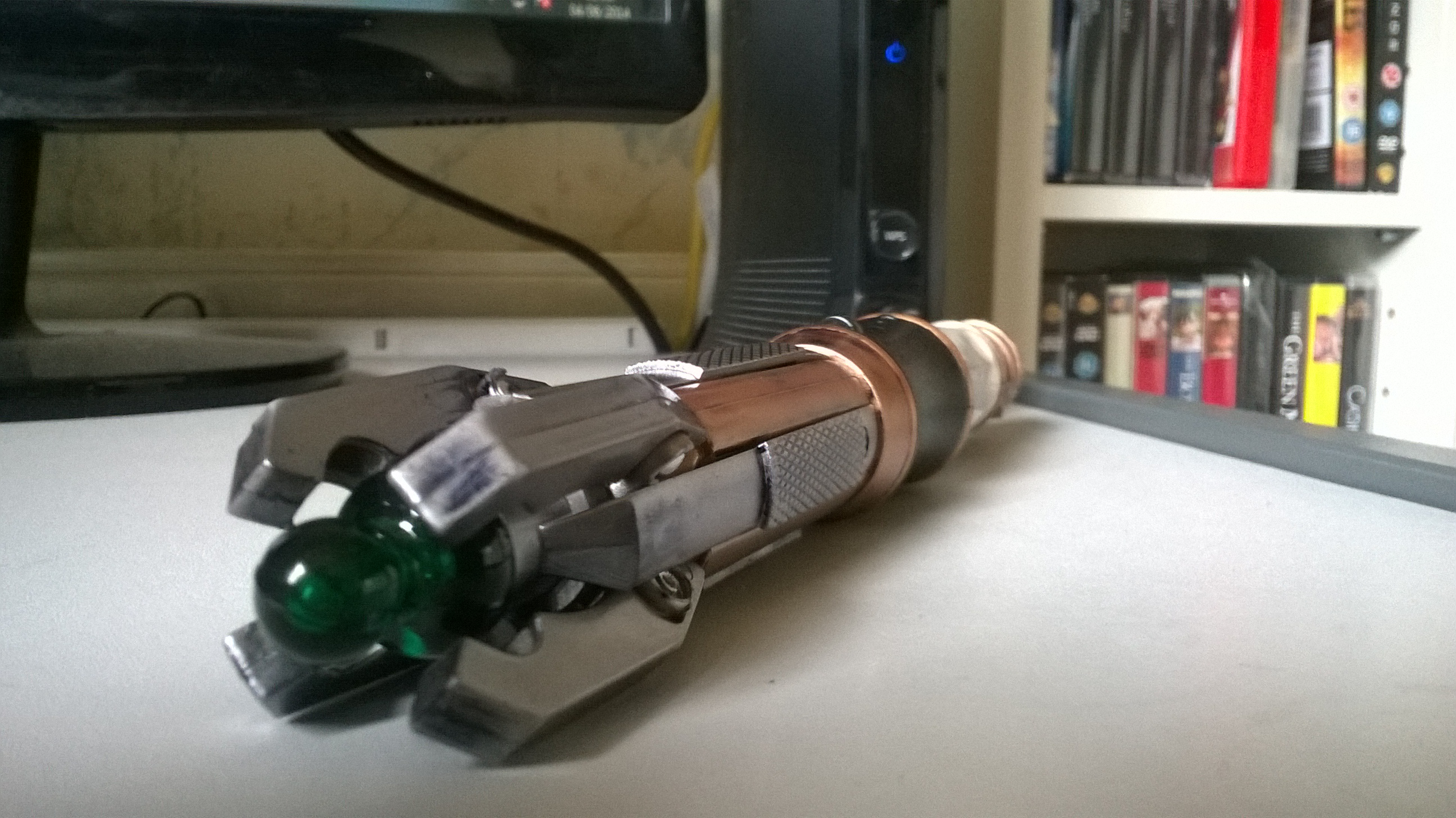 Picture of Making an Authentic Looking Doctor Who Sonic Screwdriver
