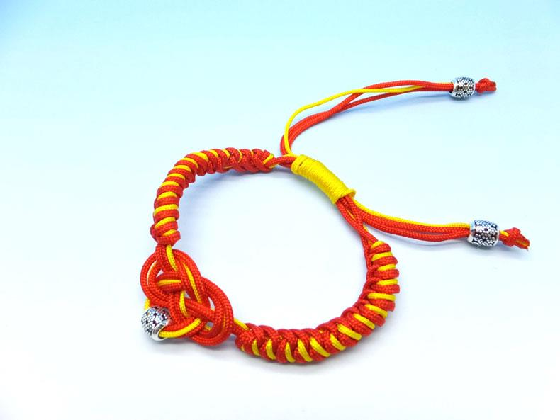 Picture of Diy Bracelets - How to Make a Friendship Bracelet