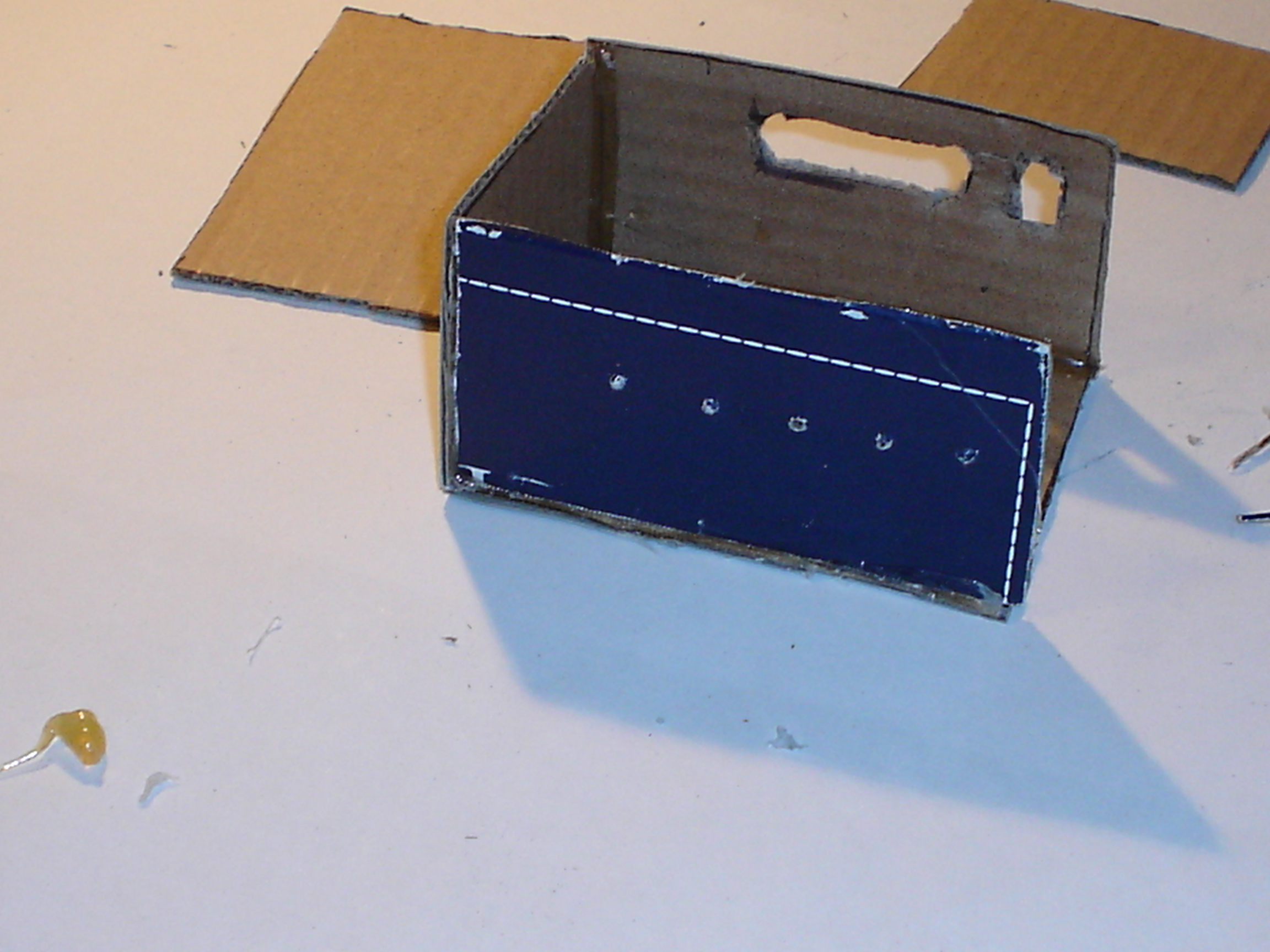 Picture of Make the Enclosure Part 1