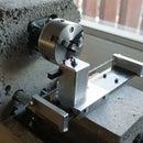 Concrete Metal Lathe