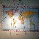 Traveling Map