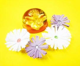 DIY Decorative Paper Flowers
