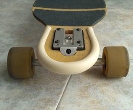 DIY Longboard Skate Nose Guard for Less Than €1,50