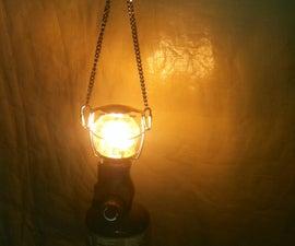 DIY Tent Heater / Lantern