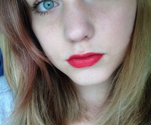 Red Lips for Summer