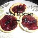 Mini Summer Berry Pie