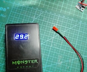 Portable Wireless ( Bench/pocket ) Power Supply Booster, 4.5V to 29V, and 5V Phone Charger Also.