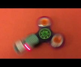 Fidget Spinner MIDI Controller