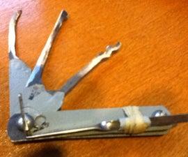 JackKnife Style Lockpick