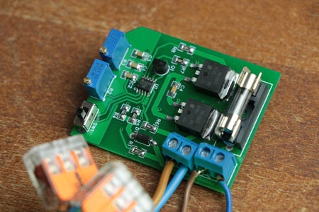 Order Your PCBs/Components!