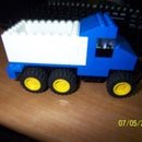 LEGO DUMP TRUCK!