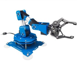 How to Make a New Robotic Arm