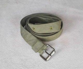 Hand Sew a Simple, Sturdy Belt