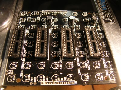 The IC Sockets