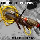 The EDC Multi Purpose Wire Thingy