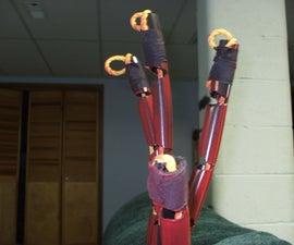my animatronic arm