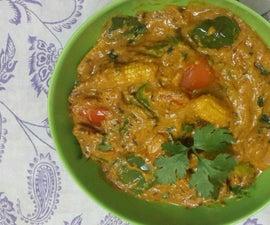 babycorn curry