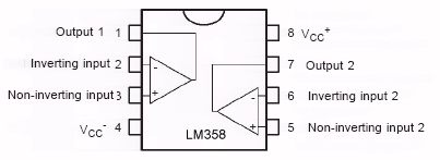Picture of Hoja De Datos LM358