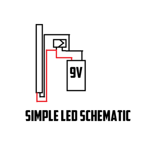 Simple Schematic and Done!