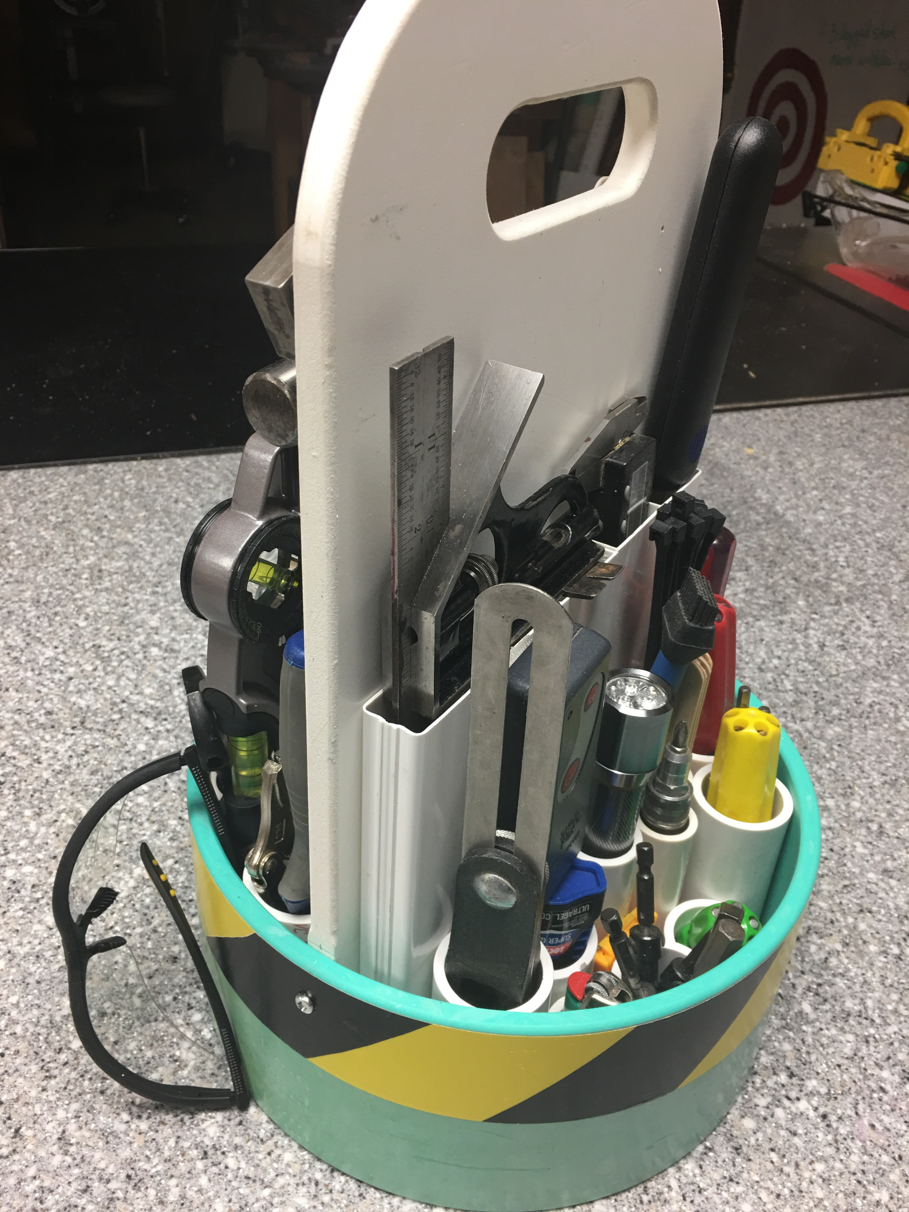 Picture of Handy PVC Tool Tote