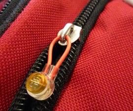 Wire Zipper Slider Handle!