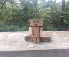 Wooden Danbo