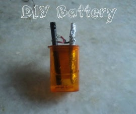 Make Your Own DIY Battery